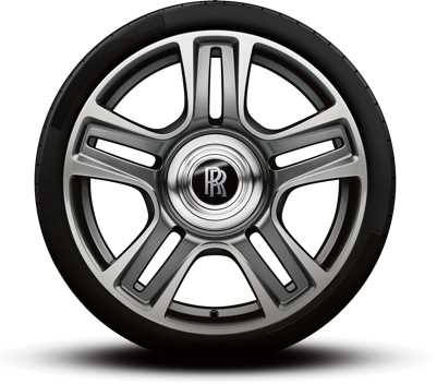 Rolls-Royce Wheel